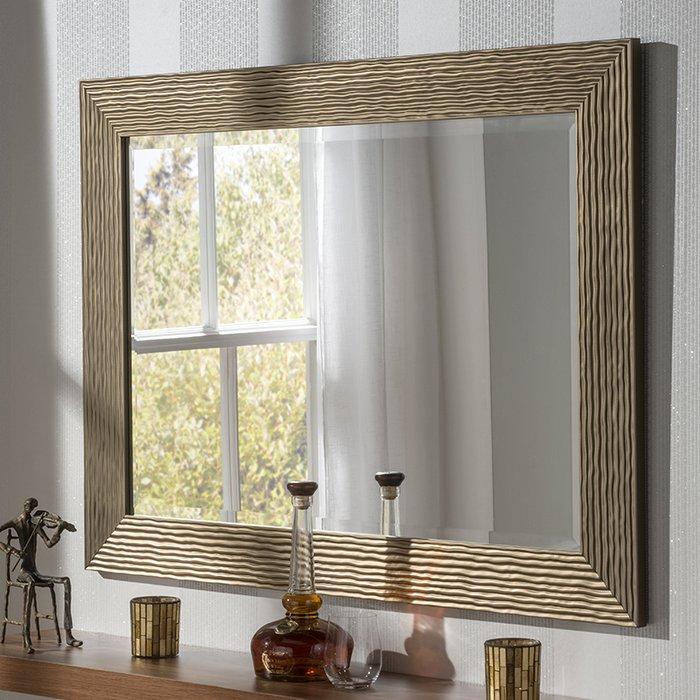 Espejos sin marco a medida perfect imagen titulada hang a for Espejo a medida precio